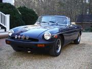 1975 Mg Mgb MG MGB Convertible